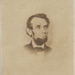 LJTP 100.004 - President Abraham Lincoln by Phil. Photographic Co. - c.1864