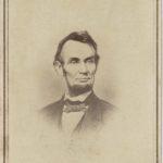 LJTP 100.009 - President Abraham Lincoln CDV 2