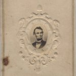 LJTP 100.013 - Abraham Lincoln by Anthony Berger – Embossed - c.1864