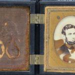LJTP 100.019 - President Lincoln Lithograph - J.D. Fowler - c.1861