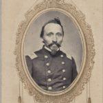 LJTP 100.023 - 1st Lieut. Theodore Stimming - 31st Iowa Infantry - 1862