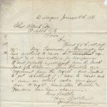 LJTP 200.006 - U.S. Rep. Wm. Vandever to Charles Aldrich