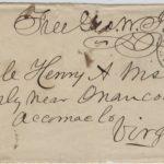 LJTP 800.004 - George W Jones to Henry Wise