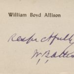 LJTP 800.007 - William B Allison