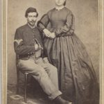LJTP 100.025 - Civil War Soldier & Wife