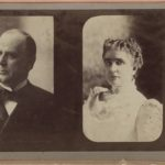 LJTP 100.042 - President and Mrs. William McKinley -