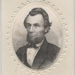 LJTP 100.045a - President Lincoln Photogravures - 1861