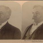 LJTP 100.050 - U.S. Rep. David B. Henderson (R-IA) - 1898