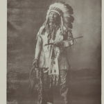 LJTP 100.059 - Sioux Chief American Horse by F.A. Rinehart - 1898