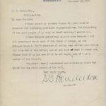 LJTP 200.029 - U.S. Speaker of the House David B. Henderson to O.S Hahon - 1900