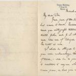 LJTP 200.031 - Charles F. Adams Jr. to H.W. Cleveland - 1884