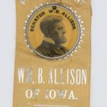 LJTP 700.009 - Wm. B. Allison for President - 1896