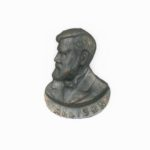 LJTP 700.011 - William B Allison Campaign Pin - c1896