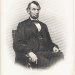 LJTP 100.064 - Abraham Lincoln Engraving of Mathew Brady - 1865