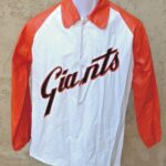 LJTP 700.020 - Dubuque Plumpers – San Francisco Giants Rain Jacket – circa 1979