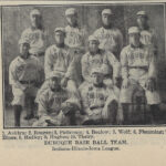 LJTP 100.083 - 1903 Dubuque Shamrocks - 1903