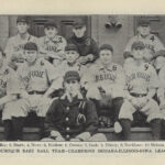 LJTP 100.084 - 1905 Dubuque Shamrocks club - 1905