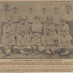LJTP 100.089 - 1923 Dubuque Climbers - 1924