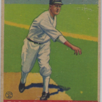 LJTP 100.092 - Red Faber 1933 Goudey #79 Baseball Card