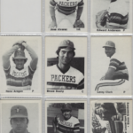 LJTP 100.093 - 1976 Dubuque Packers with Bruce Bochy