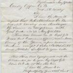 LJTP 200.040 - 3rd N.Y. Cavalry Quartermaster from 3rd Penn. Artillery - 1865
