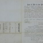 LJTP 200.046 - Dubuque County Quit Claim Deed - 1858