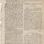 LJTP 300.007 - September 1777 Universal Magazine - Dr. Franklin