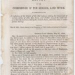 LJTP 300.009 - Congressional Record - Jno Rice Jones Land Claim - 1855