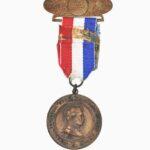 LJTP 700.029 - GAR Dubuque Encampment - Henderson Medal - 1907