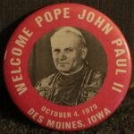 LJTP 700.037 - Welcome Pope John Paul II - Des Moines - 1979