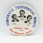 LJTP 700.040 - 1980 Iowa Democratic Presidential Debate - 1980