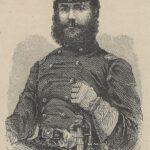 LJTP 100.098 - General Francis J. Herron wood carving circa 1861