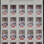 LJTP 100.080.002 - Dubuque Plumpers - Atlanta Braves Team - 1991