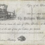 LJTP 400.029 - Dubuque Western Railroad Note - 1857