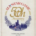 LJTP 600.010 - 1983 Official Program for MLB 50th All-Star Game