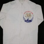 LJTP 700.045 - 50th All-Star Game Dubuque Plumpers rain jacket - 1983