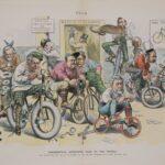 LJTP 100.131 - William Boyd Allison - Puck Magazine - 1896