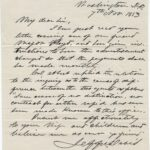 LJTP 200.050 - Jefferson Davis to Geo. Wallace Jones - 1853