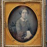 LJTP 100.147 - Samuel Root - Daguerreotype of Woman - c. 1852