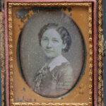 LJTP 100.148 - Samuel Root - Daguerreotype of Young Woman - c. 1852