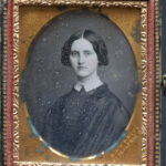 LJTP 100.149 - M.A. and Samuel Root - Daguerreotype of Young Lady - c. 1848