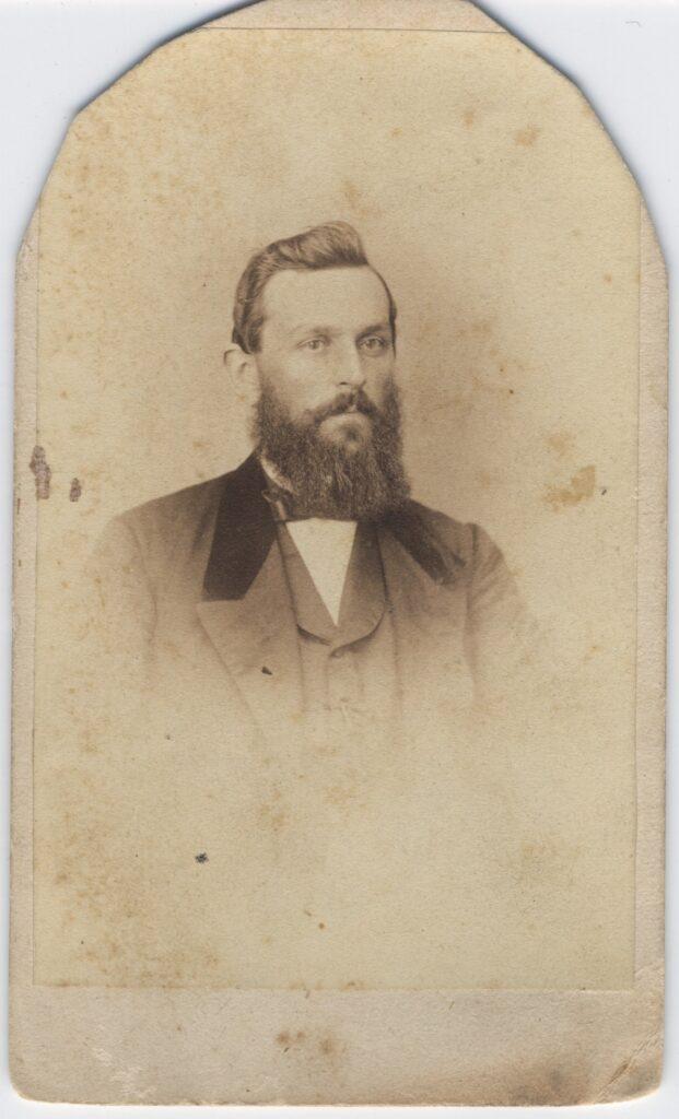 LJTP 100.153 - Samuel Root - Gentleman - c1861
