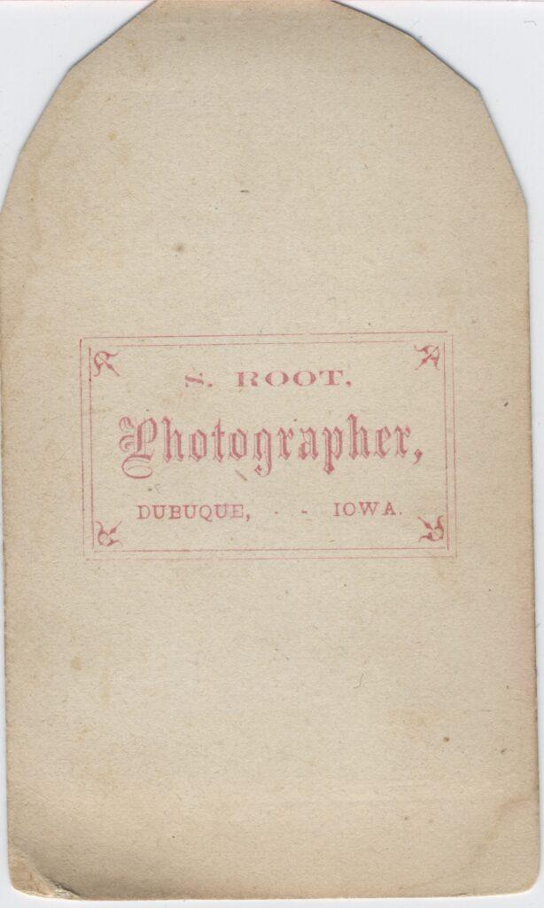 LJTP 100.153.001 - Samuel Root - Gentleman - c1861