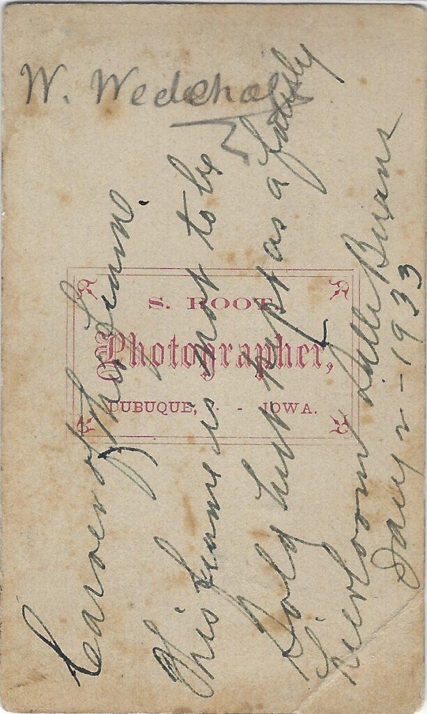LJTP 100.154.001 - Samuel Root - Seated Gentleman - c1861