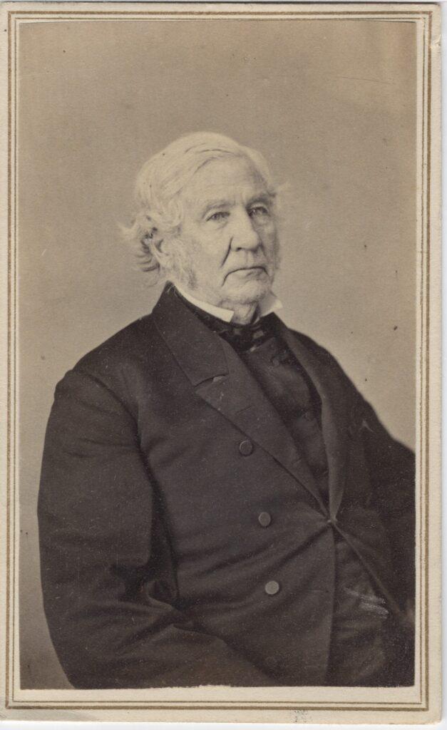 LJTP 100.157 - Samuel Root - Gentleman - c1861