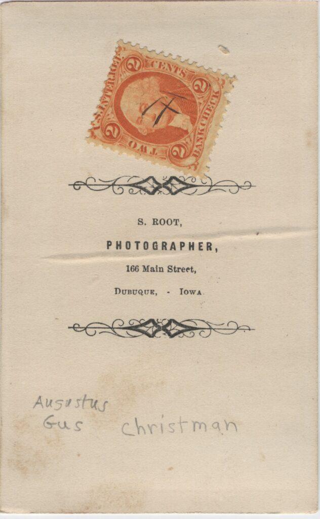 LJTP 100.158.001 - Samuel Root - Gentleman - c1861