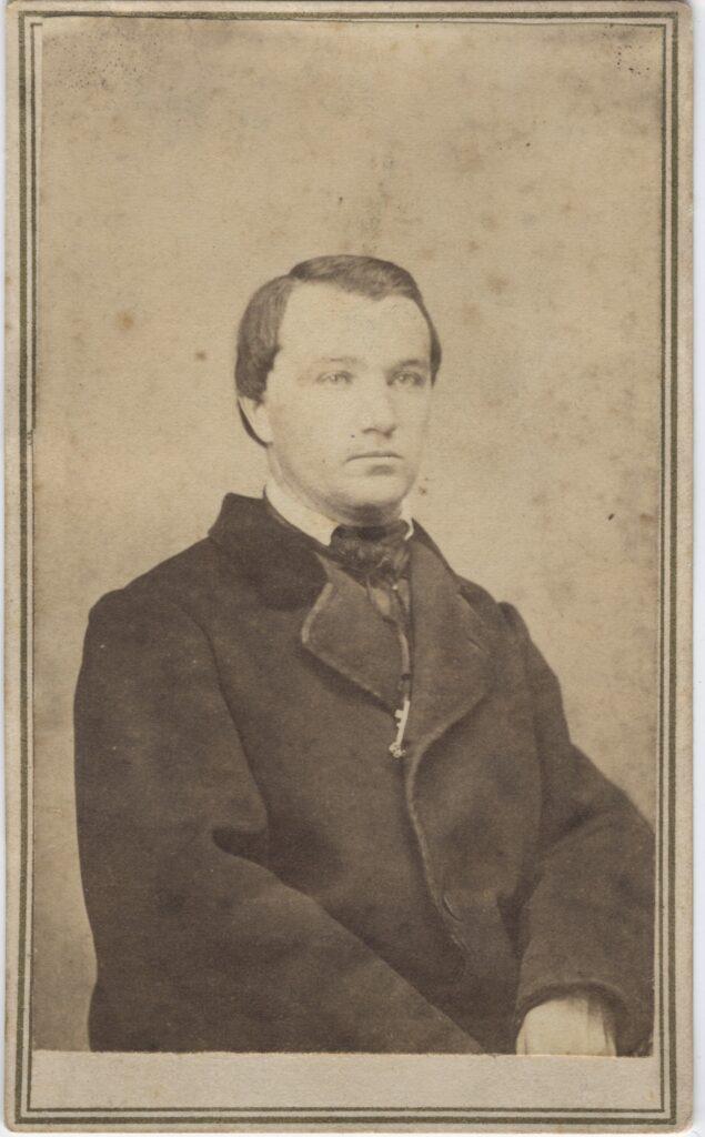 LJTP 100.162 - Samuel Root - Gentleman - c1865
