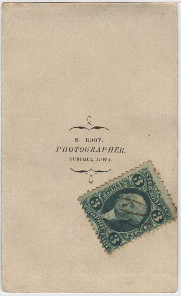 LJTP 100.162.001 - Samuel Root - Gentleman - c1865
