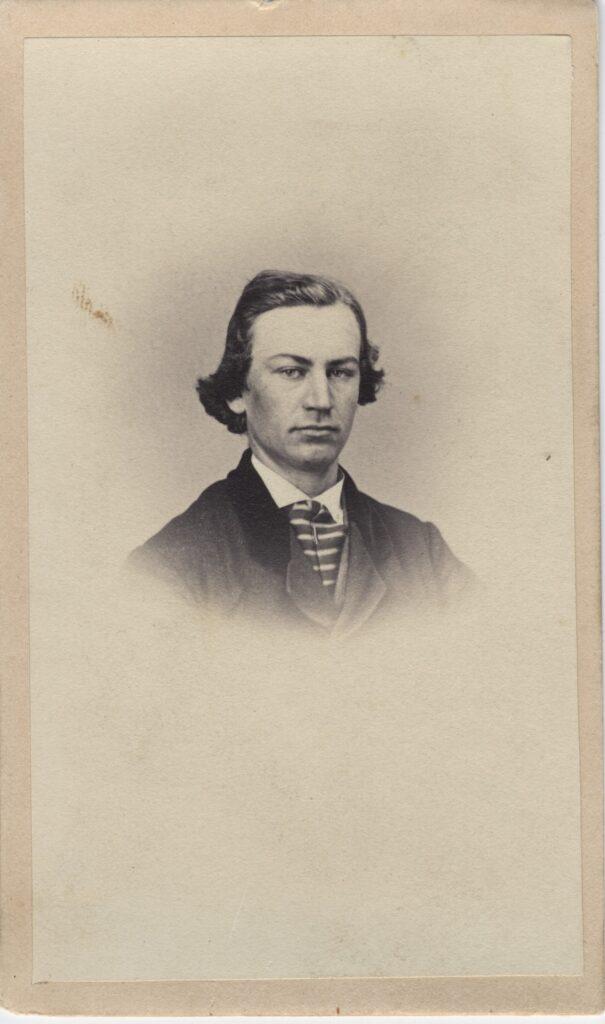 LJTP 100.163 - Samuel Root - Gentleman - c1865