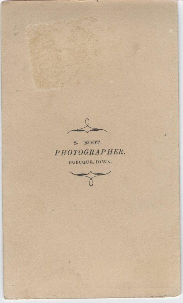LJTP 100.163.001 - Samuel Root - Gentleman - c1865